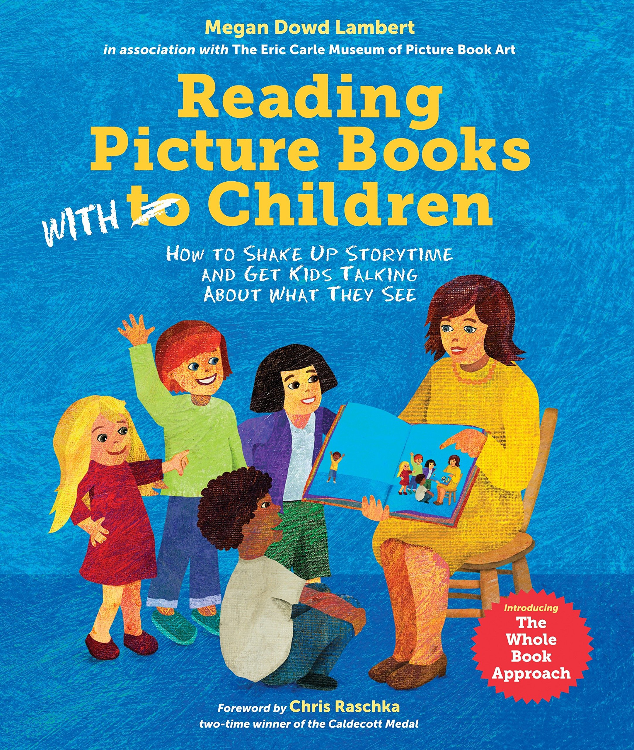 Download Reading Picture Books with Children: How to Shake Up Storytime and Get Kids Talking about What They See PDF