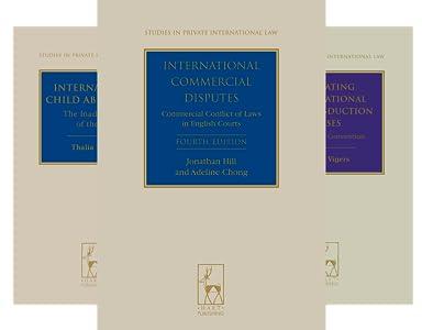 Studies in Private International Law