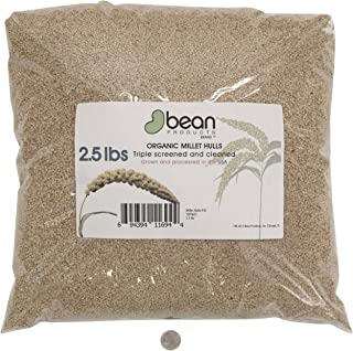 product image for Organic Millet Hulls by Made in USA - 2.5 lbs
