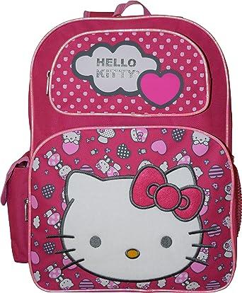 Amazon.com | Hello Kitty Deluxe embroidered 16
