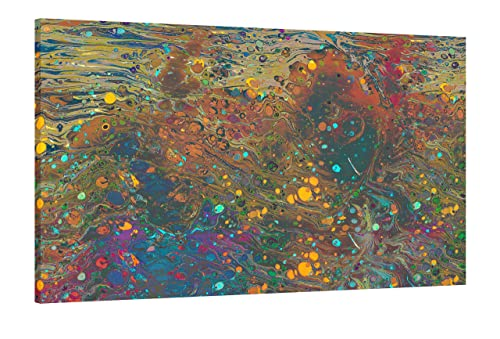 IslamicArtPoint Abstract Art Collection on Canvas Ottoman Turkish, 46×30