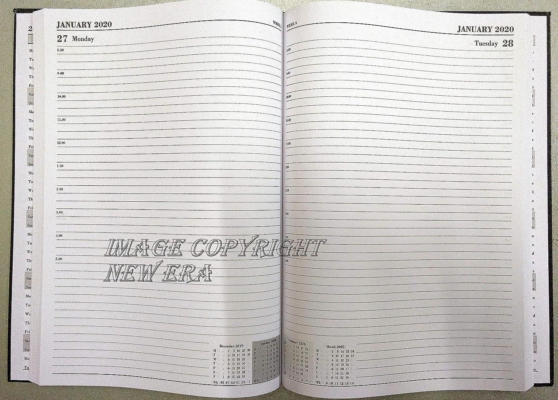Agenda escolar 2019-2020, tamaño A4, de día a página, con ...