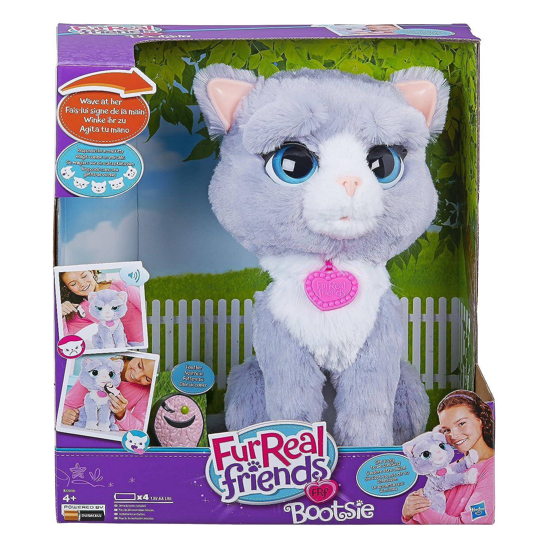 FurReal Friends - Peluche Gatita Bootsie (Hasbro B5936EU4) H1225936