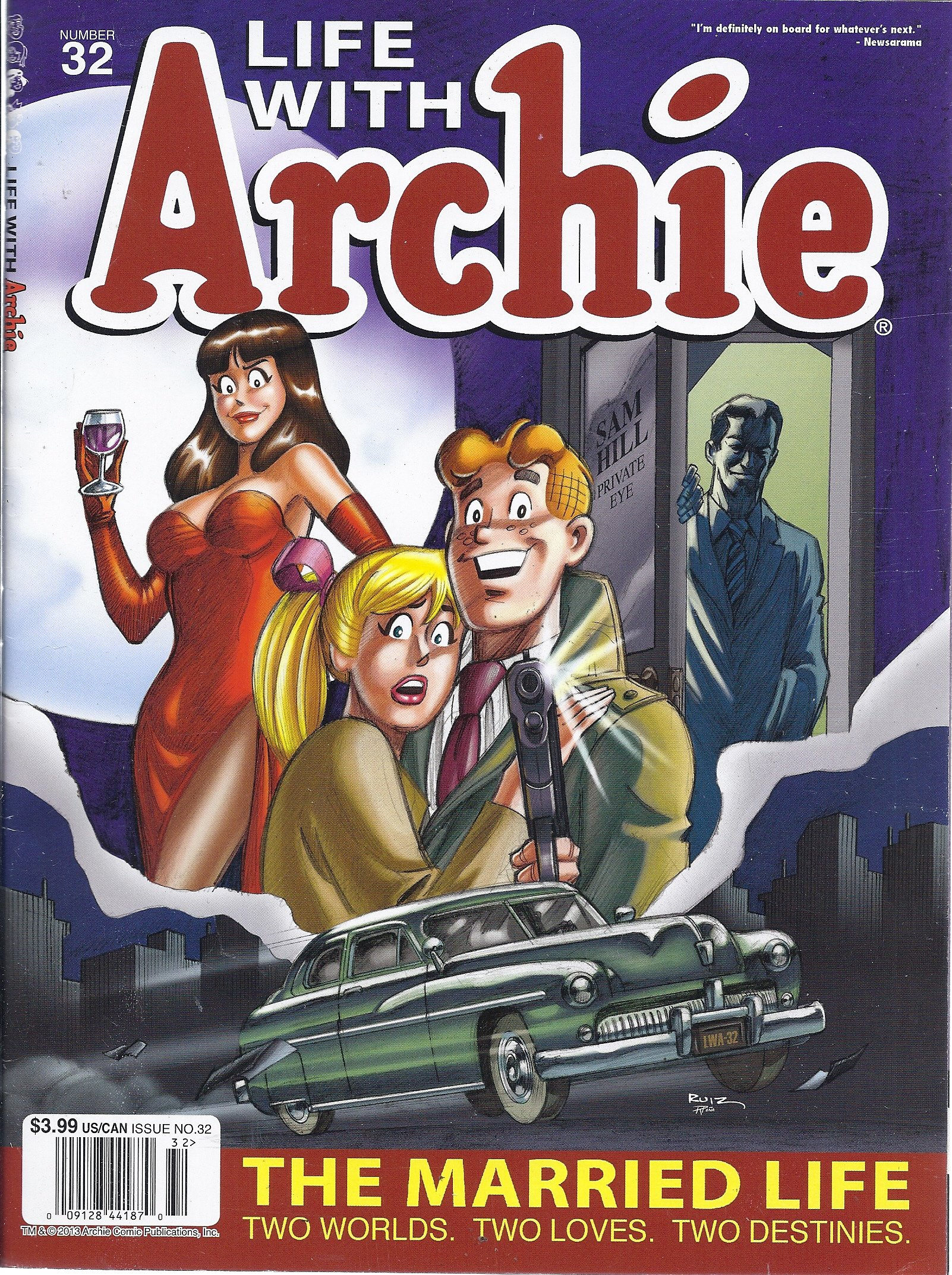 Download Life With Archie (November 2013 - #32) ebook