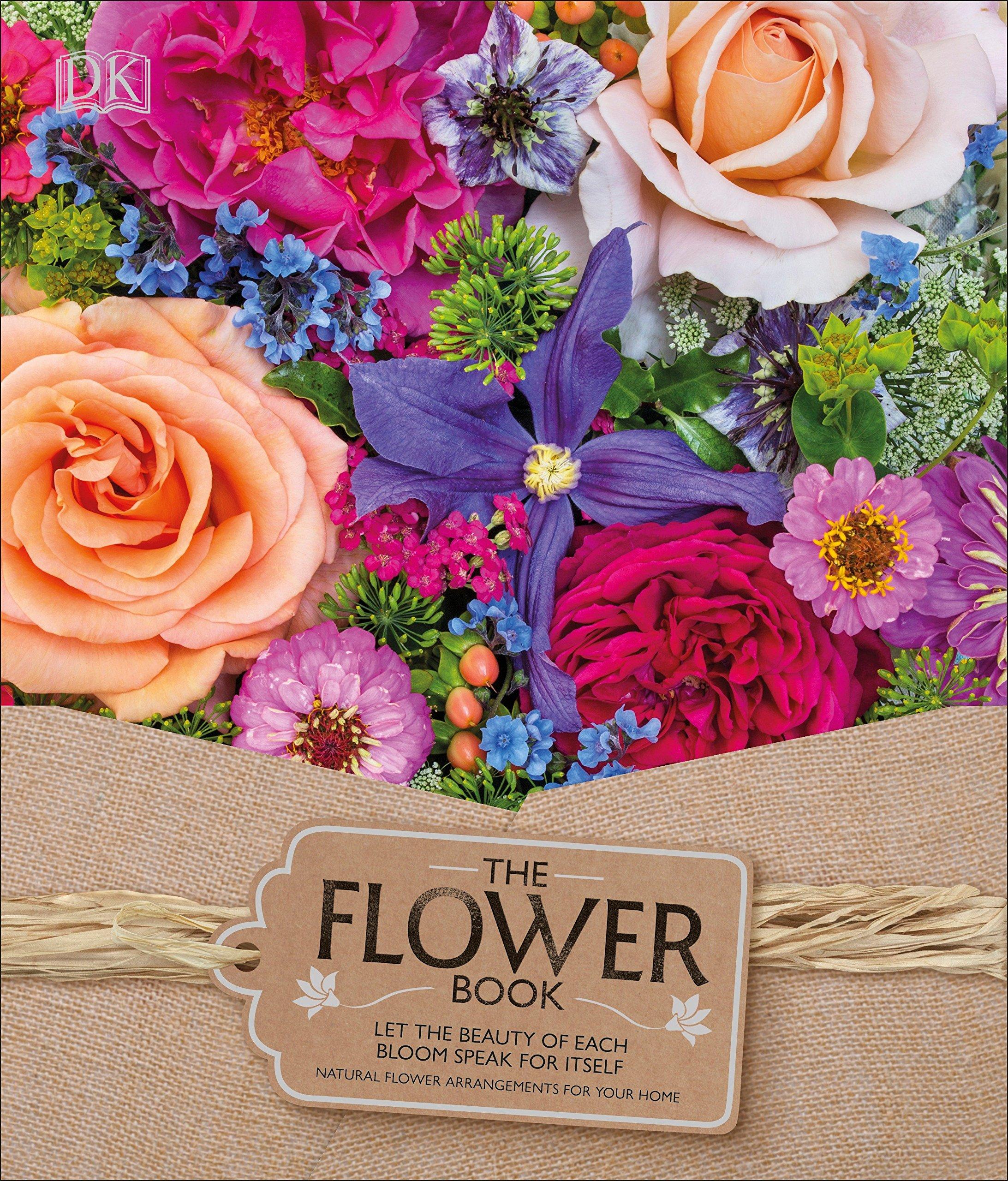 The flower book rachel siegfried 9781465445483 amazon books izmirmasajfo
