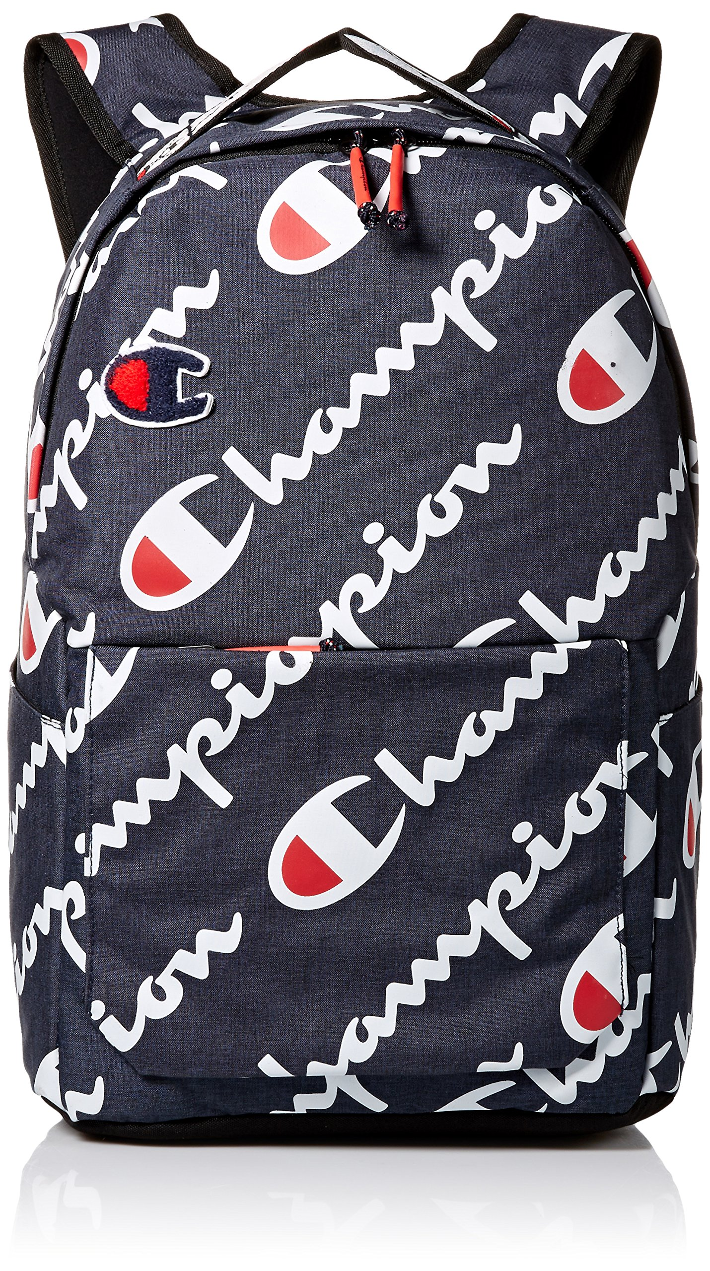 Champion Men's Advocate Backpack, Navy Heather, OS