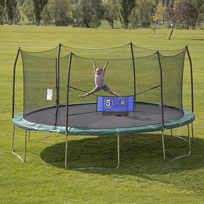 Amazon.com: Skywalker trampolines Oval cama elástica con ...