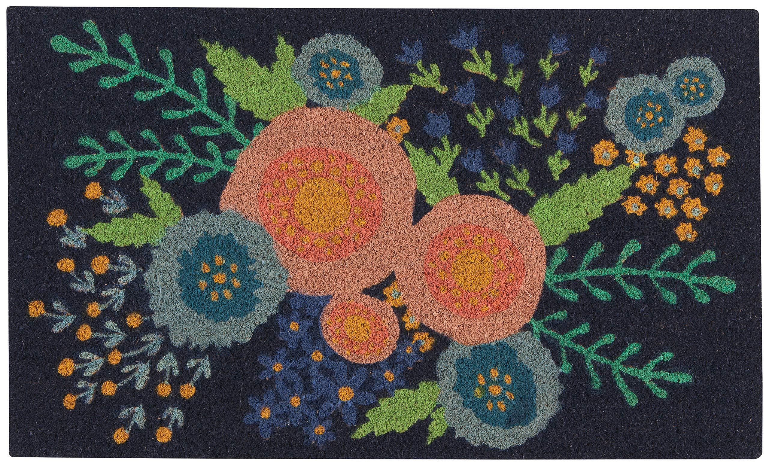 Now Designs 3075215aa Doormat, Rosa