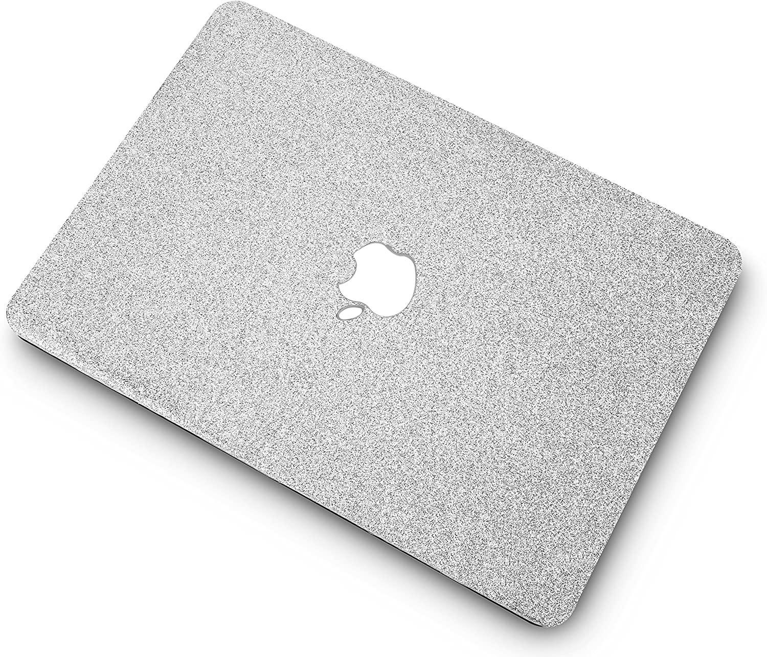 Silver Sparkling Screen Protector A1502 // A1425 2015 KECC MacBook Pro Retina 13 Inch Case w//UK Keyboard Cover Plastic Hard Shell Sleeve
