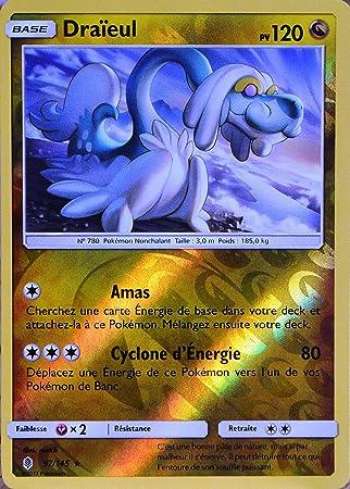 Carte Pokémon Absol 81//145 Reverse 100/% neuve