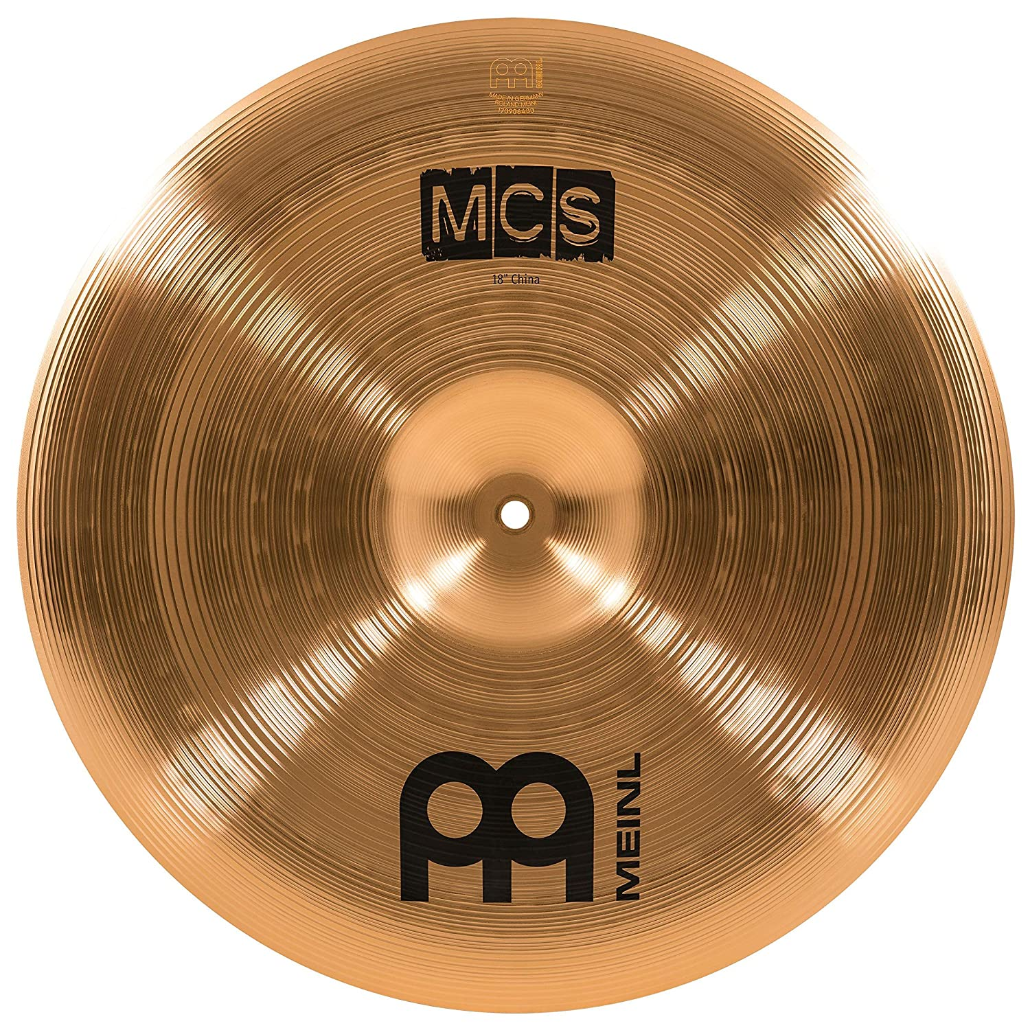 Meinl Cymbals MCS18CH 18-Inch MCS Traditional China