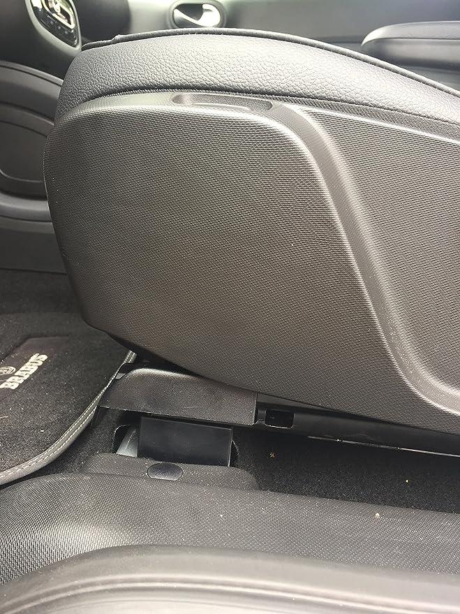 Misterdotcom Sitzerhöhung Aluminium Smart 453 Auto