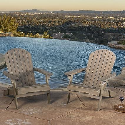 amazon com great deal furniture 296700 milan outdoor folding wood