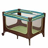 Amazon Price History for:Cosco Funsport Play Yard, Chevron Lime