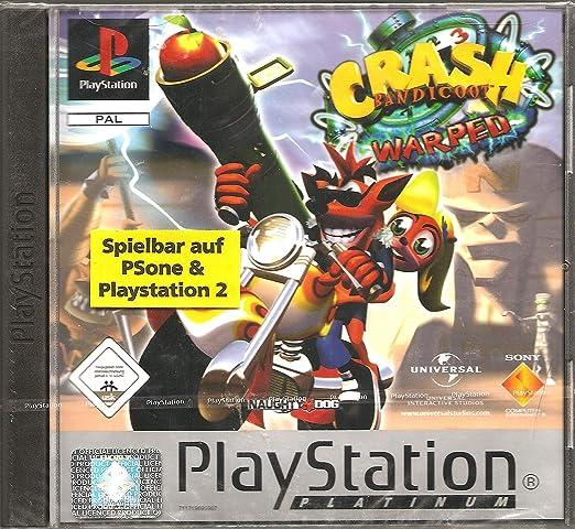Crash Bandicoot 3: Warped [Importación Inglesa]: Amazon.es ...