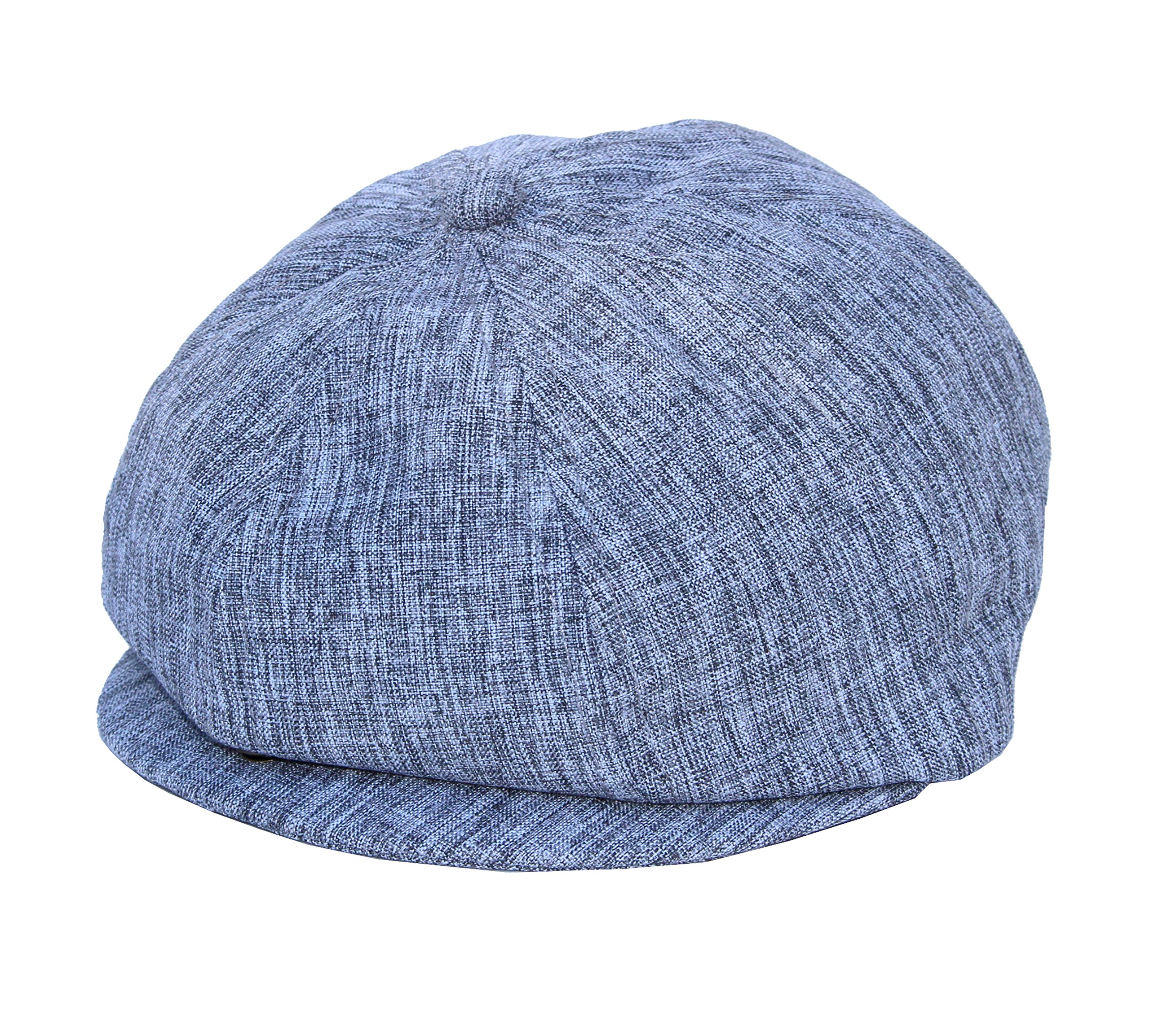 Galleon - Born To Love - Baby Boy s Ring Bearer Pageboy Gray Newsboy Cap (L  54cm) 5d51a244c1ff