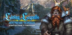 Living Legends: Bound by Wishes Collector's Edition from Big Fish Games