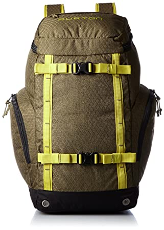 Burton Booter mochila Snowboard, 54 cm, 40 L, Jungle Heather Diamond Ripstop: Amazon.es: Deportes y aire libre