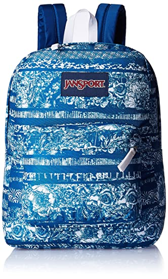 cheaper 81033 99f5a JanSport Girls  Superbreak Backpack Navy  Amazon.co.uk  Clothing