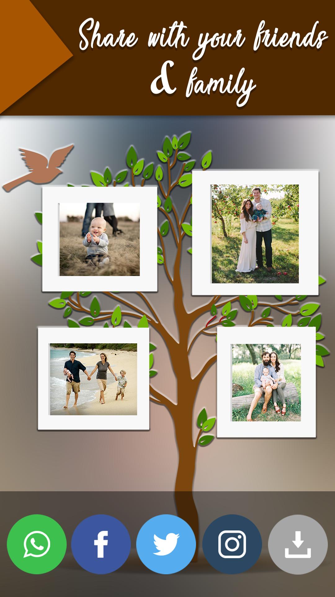 Marcos de fotos de árboles genealógicos: Amazon.es: Appstore para ...