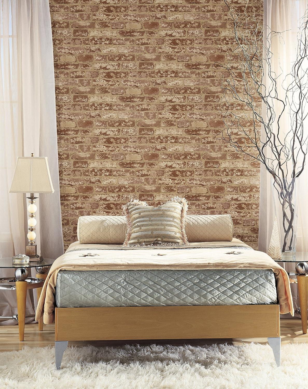 Wallpaper Home Depot Brick Wallpaper Home