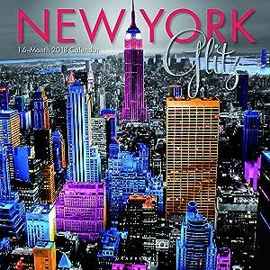 Calendario 2018 Nueva York illumine – Empire State