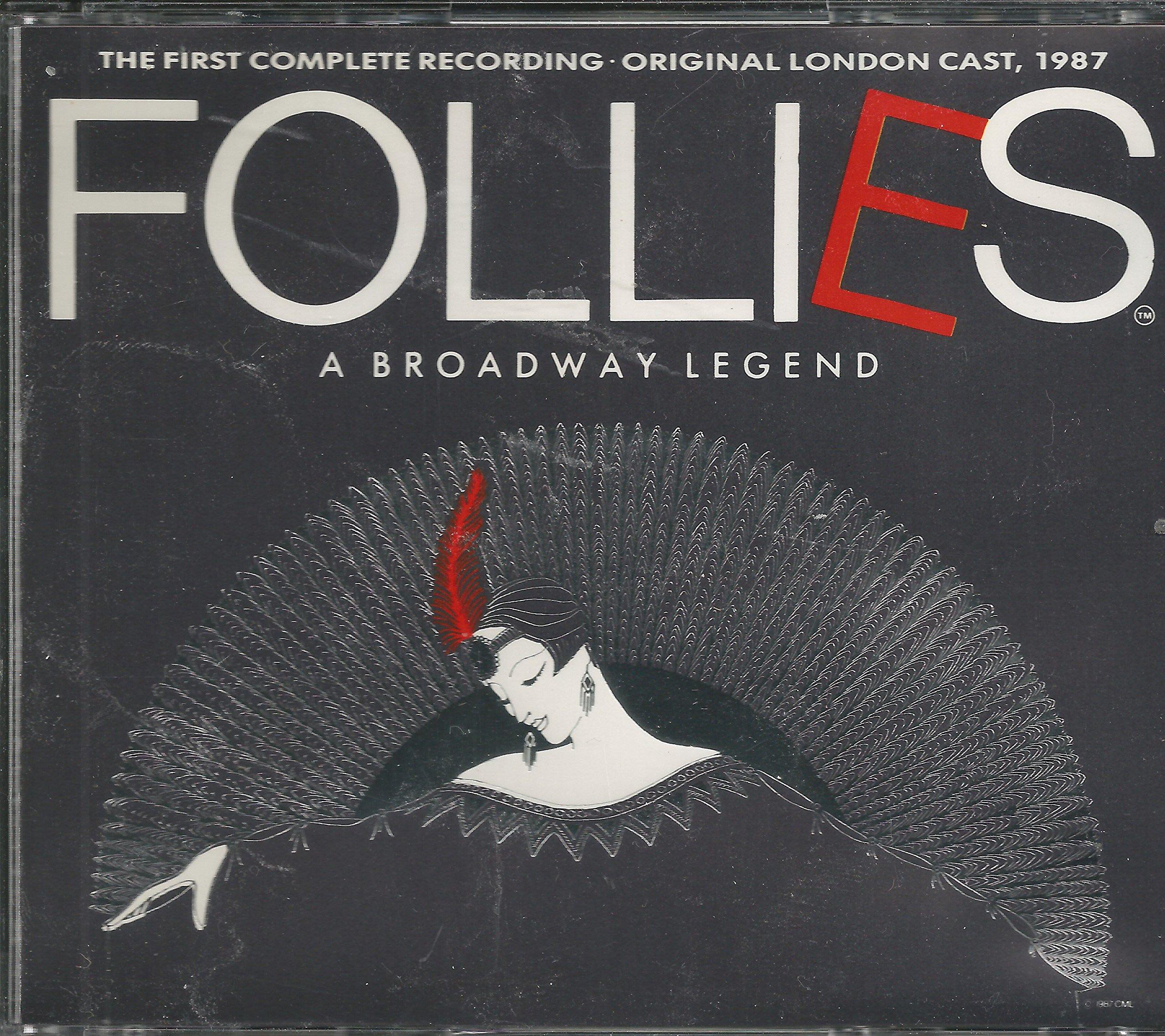 Follies: A Broadway Legend (The First Complete Recording, Original London Cast, 1987)