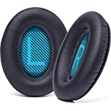 WC Wicked Cushions Upgraded Replacement Ear Pads for Bose QuietComfort 25 - Cloud Like Comfort - Compatible with QC25…