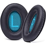 WC Wicked Cushions Premium Replacement Ear Pads for Bose Headphones - Compatible with QC15 / QC25 / QC35 & 35 ii / QC2 / AE2