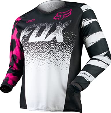 Fox Racing 180 Womens Jersey Motocross Dirtbike MX ATV Riding Gear