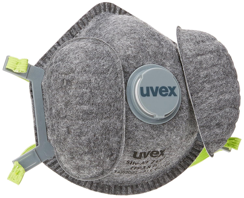 Uvex FFP3 Silv-Air Exxcel 7330 8707330