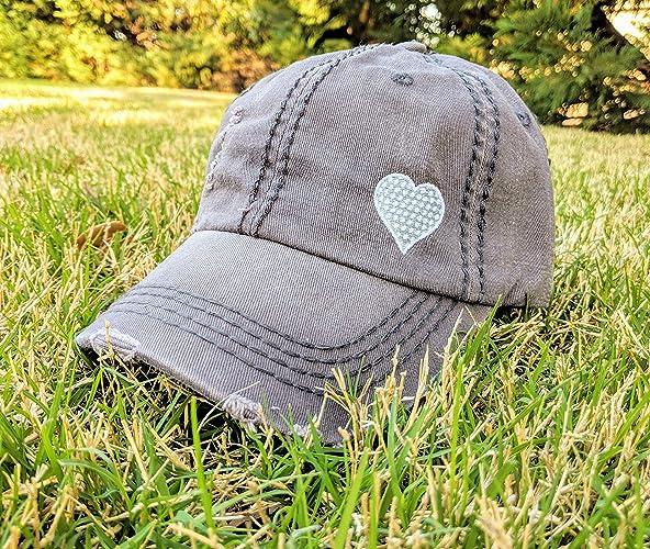 8910919ba Amazon.com: Loaded Lids, Customized, Women's Golf Hat, Golf Baseball ...
