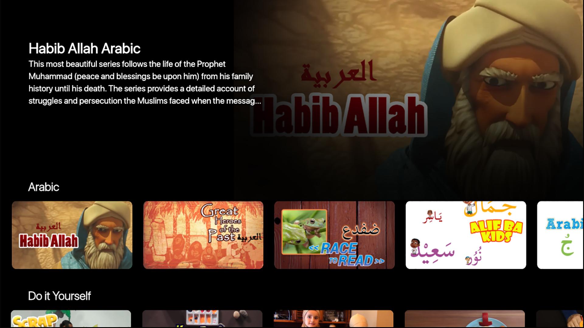 21 Amazon.com Muslim Kids TV Cartoons  Apps & Games