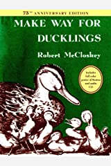 Make Way for Ducklings 75th Anniversary Edition Hardcover