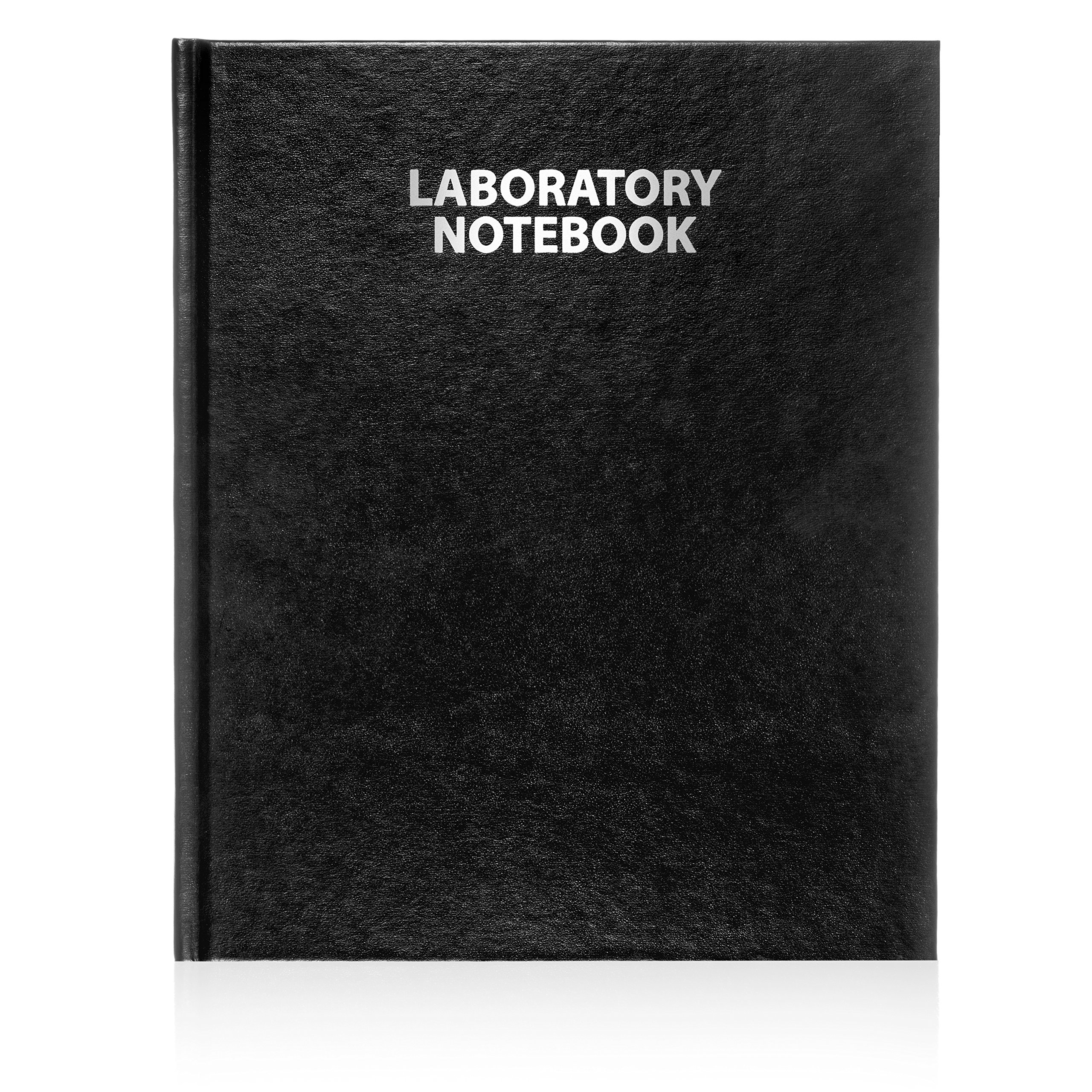 Scientific Notebook Company , Laboratory Notebook, 192 Pages 3001HC Black Hard Cover