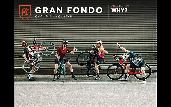 GRAN FONDO Cycling Magazine:Amazon:Appstore