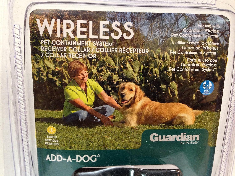 Buy Guardian PetSafe Deluxe Wireless Waterproof Pet containment