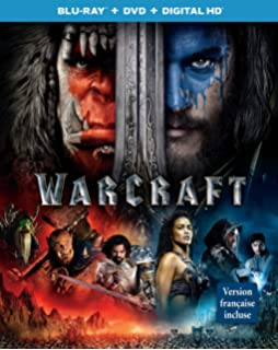 Amazon com: Warcraft [Blu-ray+DVD+Digital HD]: Travis Fimmel
