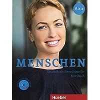 Menschen. A2.2. Kursbuch. Per le Scuole superiori. Con DVD-ROM. Con espansione online: 4