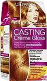 L'Oréal Paris A2797704 Casting Creme Gloss Pflege-Haarfarbe, 834 Kupfergoldblond