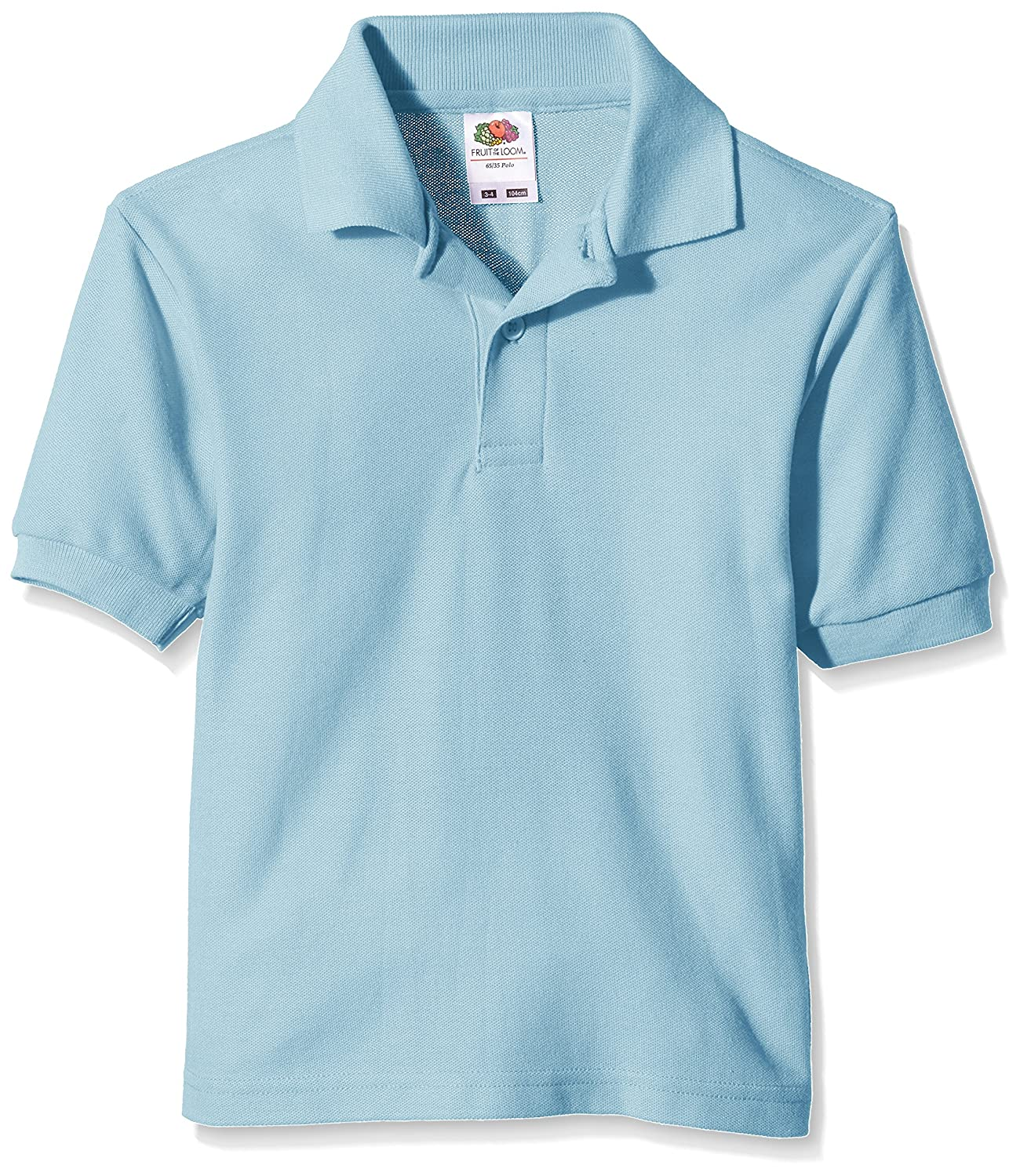 Fruit of the Loom Baby Pique Polo Shirt 63-417-0