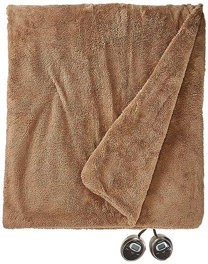 amazon com sunbeam lofttech heated blanket comfortset controller rh amazon com Sunbeam Blanket with a Brain Sunbeam Blanket with a Brain