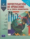 Investigacion de Operaciones En La Ciencia