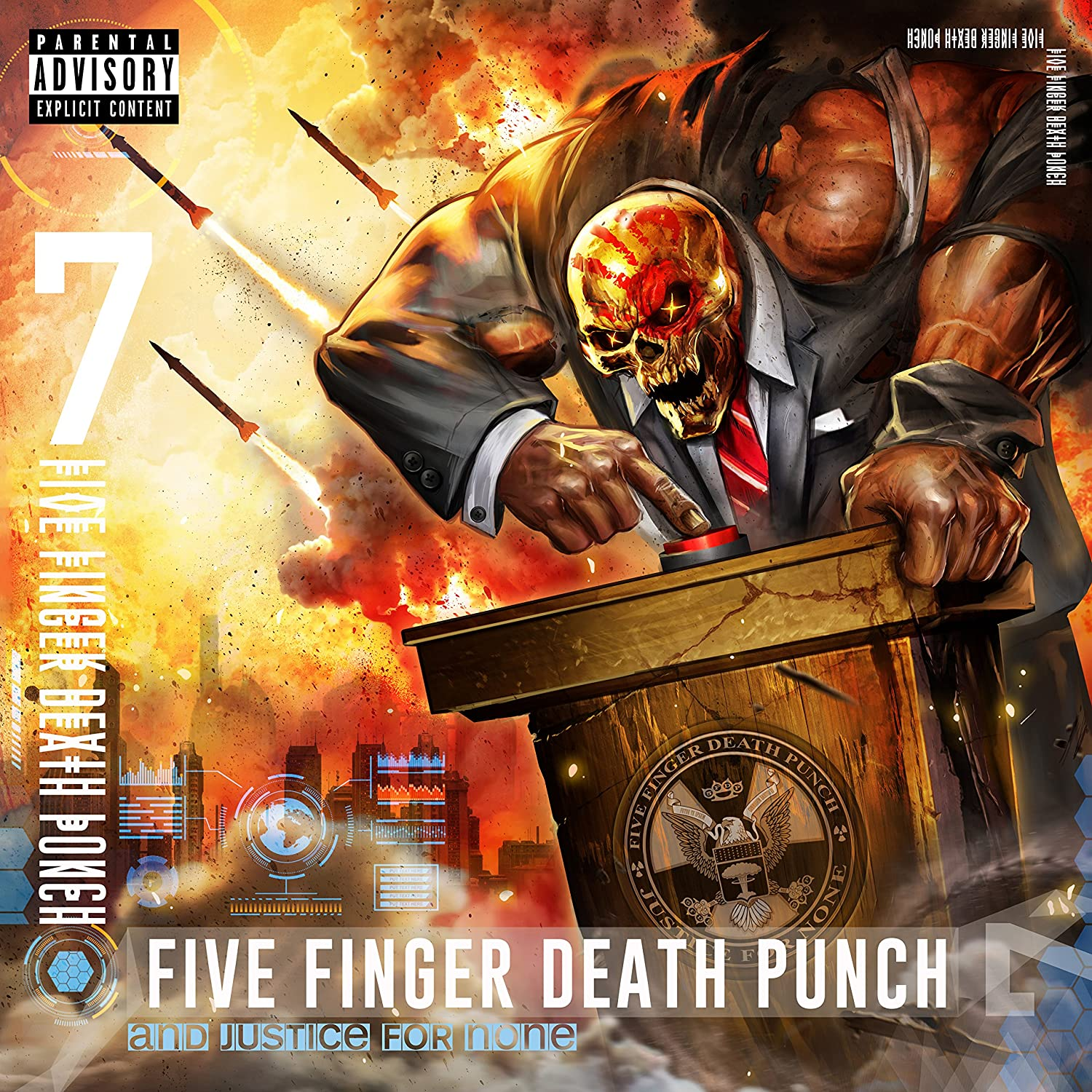 free five finger death punch music downloads
