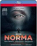 Bellini: Norma [Sonya Yoncheva; Joseph Calleja; Sonia Ganassi; Brindley Sherratt; Royal Opera House; Antonio Pappano] [Opus Arte: OABD7225D] [Edizione: Regno Unito]