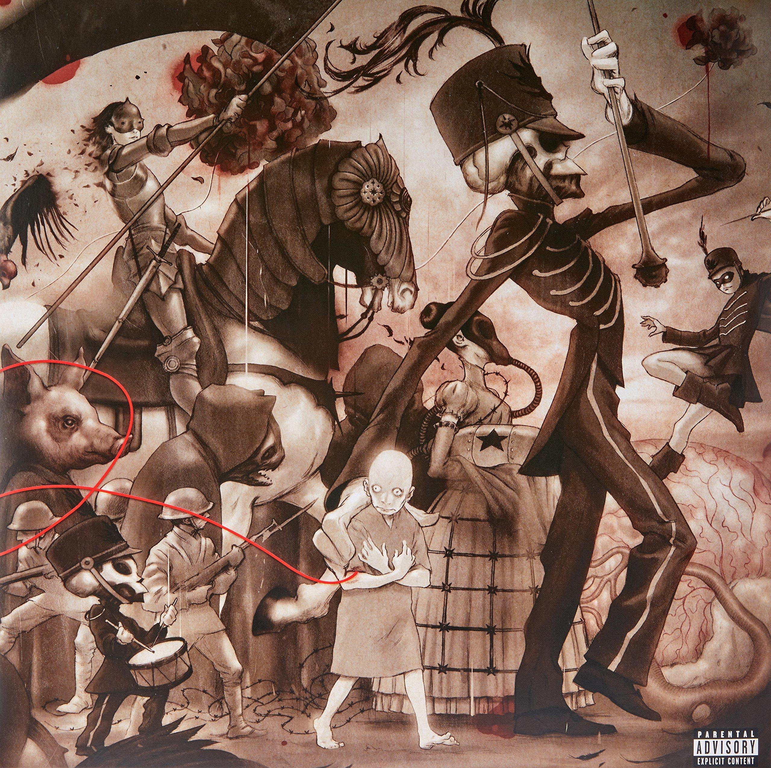 Vinilo : My Chemical Romance - Black Parade [Explicit Content] (2 Disc)