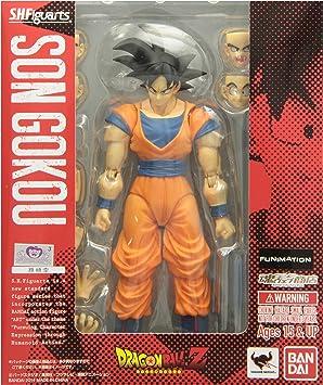 figurine dragon ball z articulé shfigarts zero