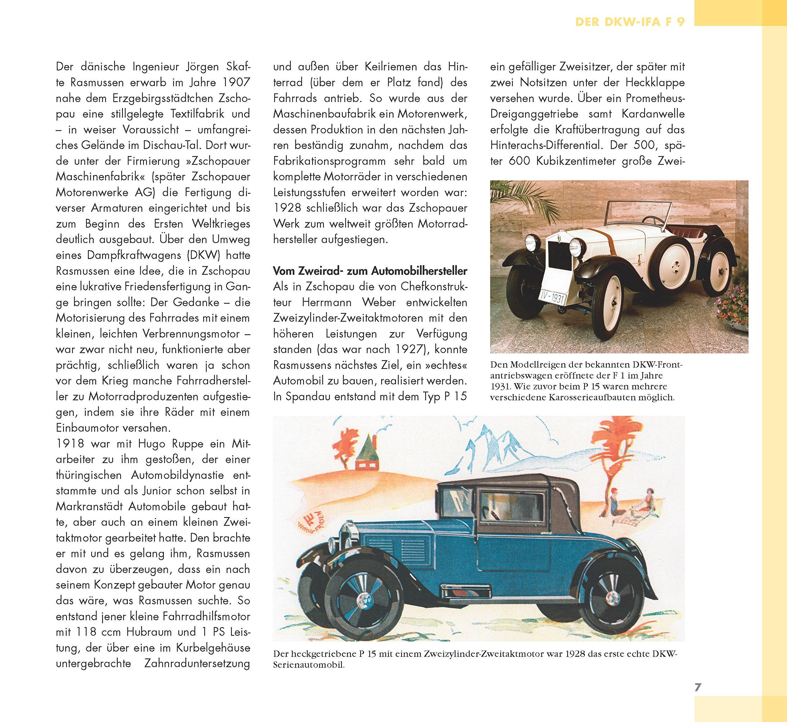 Wartburg 311 / 313 / 1000: 1956 - 1965: Amazon.co.uk: Frank Rönicke ...