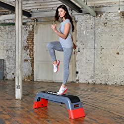 Reebok Professional Deck Workout Bench