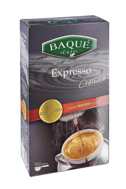 Cafés Baqué - Colombia 100% Suave. Café Molido de Tueste Natural ...